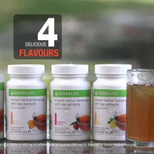 Herbalife Thermojetics Tea