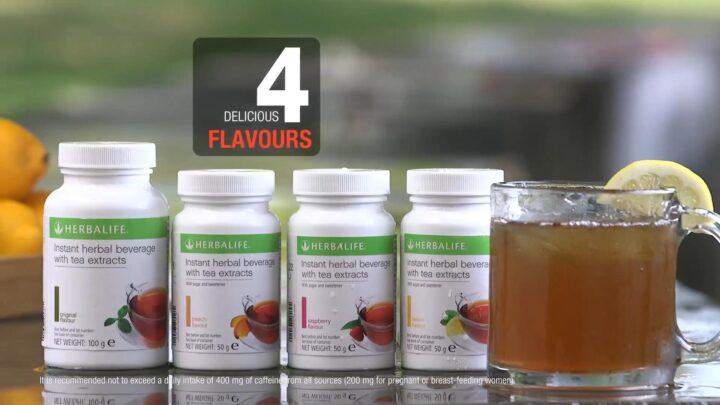 Herbalife Thermojetics Tea