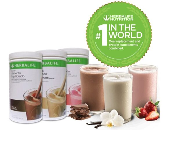 #1 Meal Replacement Shake