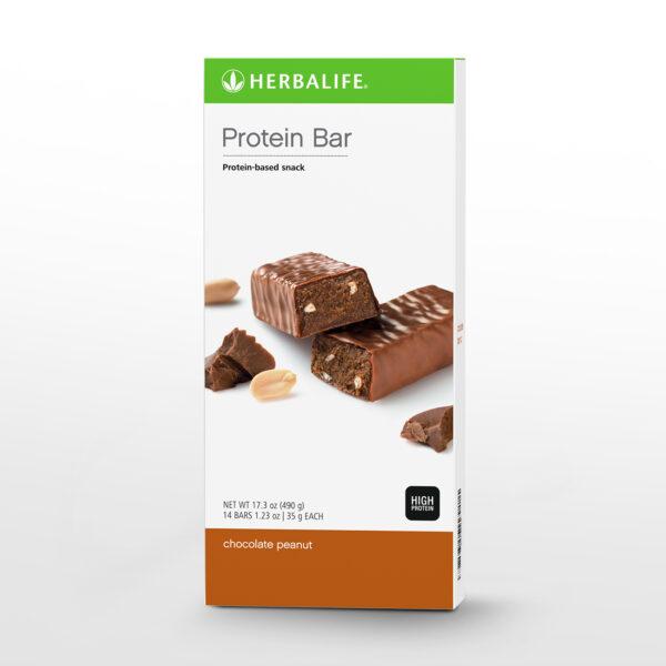 Protein Snack Protein Bar Chocolate Peanut